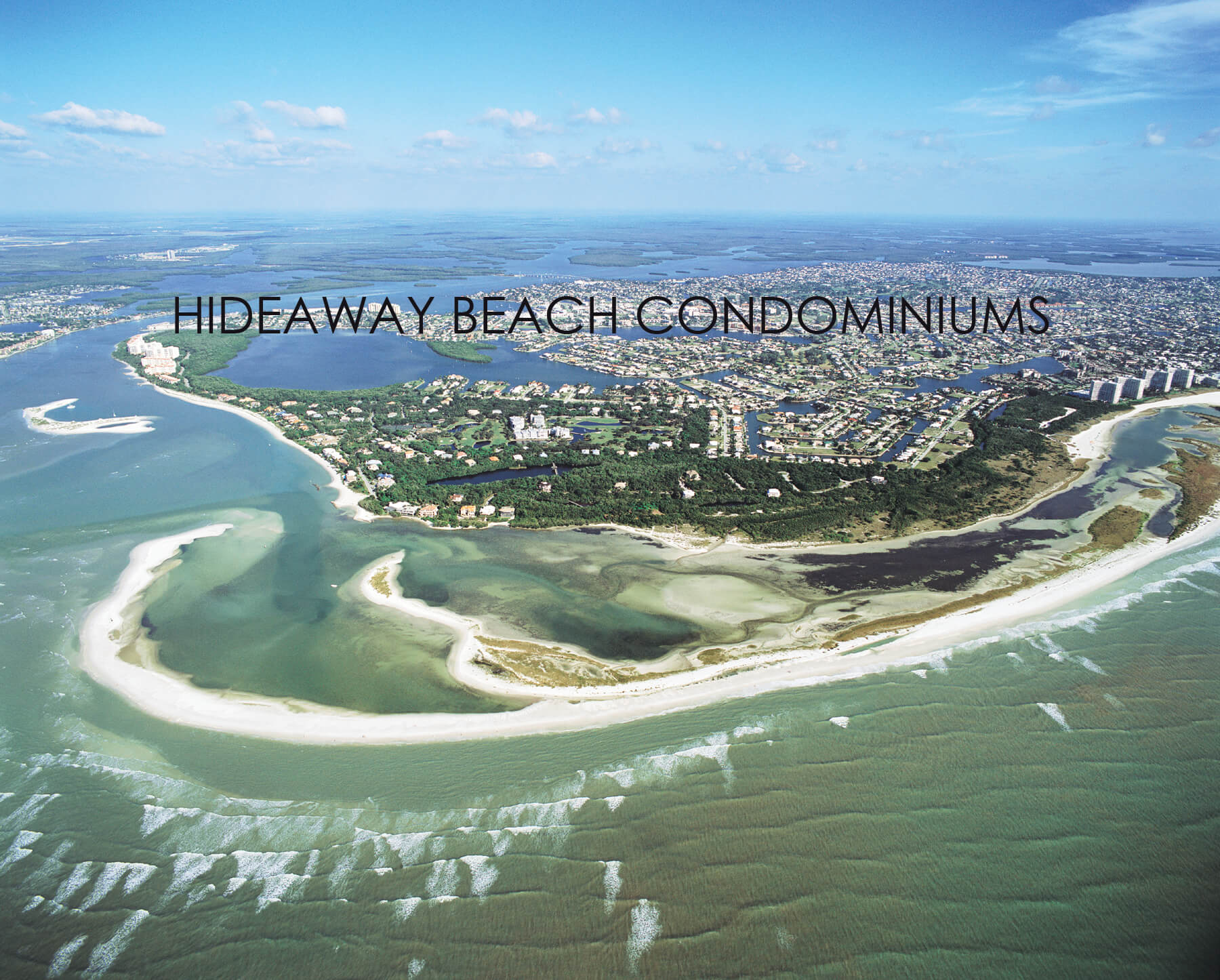 Hideaway Beach Condos For