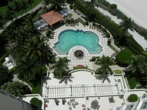 Madeira Residences in Marco Island FL Beachfront Pool
