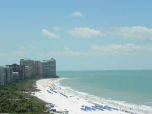 Cape Marco View From Madeira Condo Marco Island FL