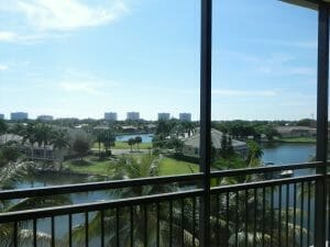 Beach Views From Timeshare by Veterans Park Marco Island FL