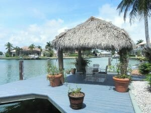 Marco Island Tiki Hut from Abbeville CT