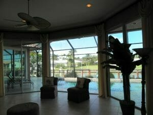Pool View from Listing I sold on Polynesia CT Marco Island FL
