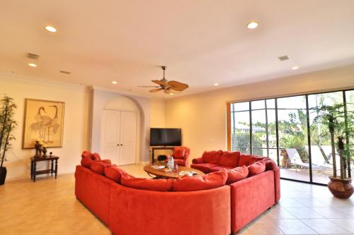 1781 Barbados Ave Living Room to Dock View