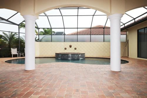 1781 Barbados Ave Pool with Privacy Screen