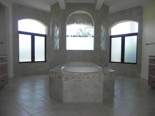 Master Bath with Shower View